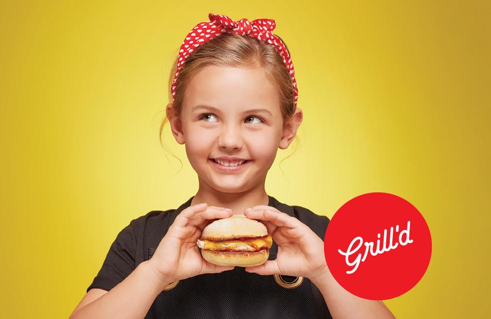Grill'd Kids Masterclasses