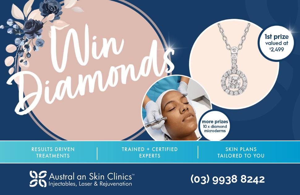 Win Diamonds Competition