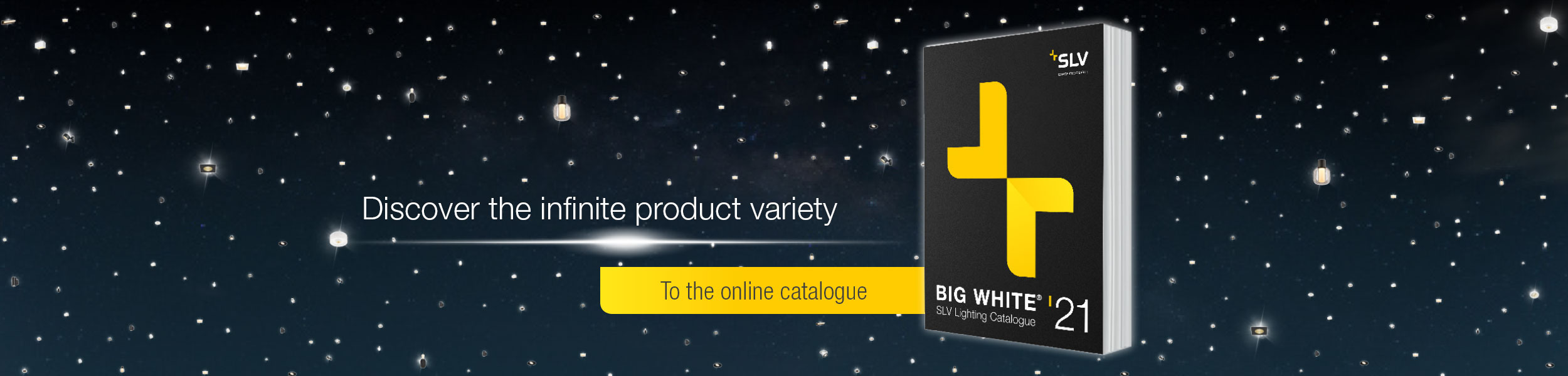 Nouveau catalogue SLV: Big White® 2021
