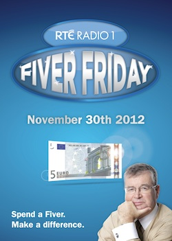 Fiver Friday Dublin