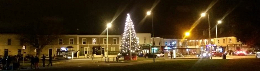 christmas lights clontarf