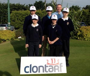 clontarf golf under fifteens