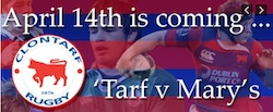 Ulster Bank League Clontarf Vs St Marys
