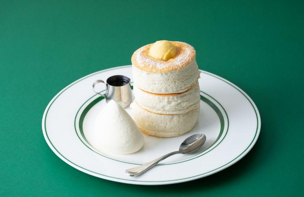 Gram Japanese Souffle Pancakes