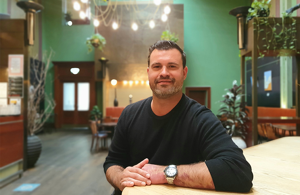 Catch Ups: Ben from The Arthouse Hotel
