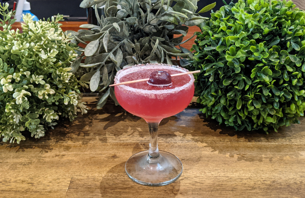 The 'Gouldiae' Cocktail