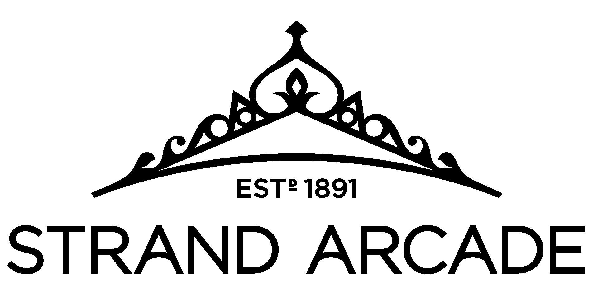 Strand Arcade Logo