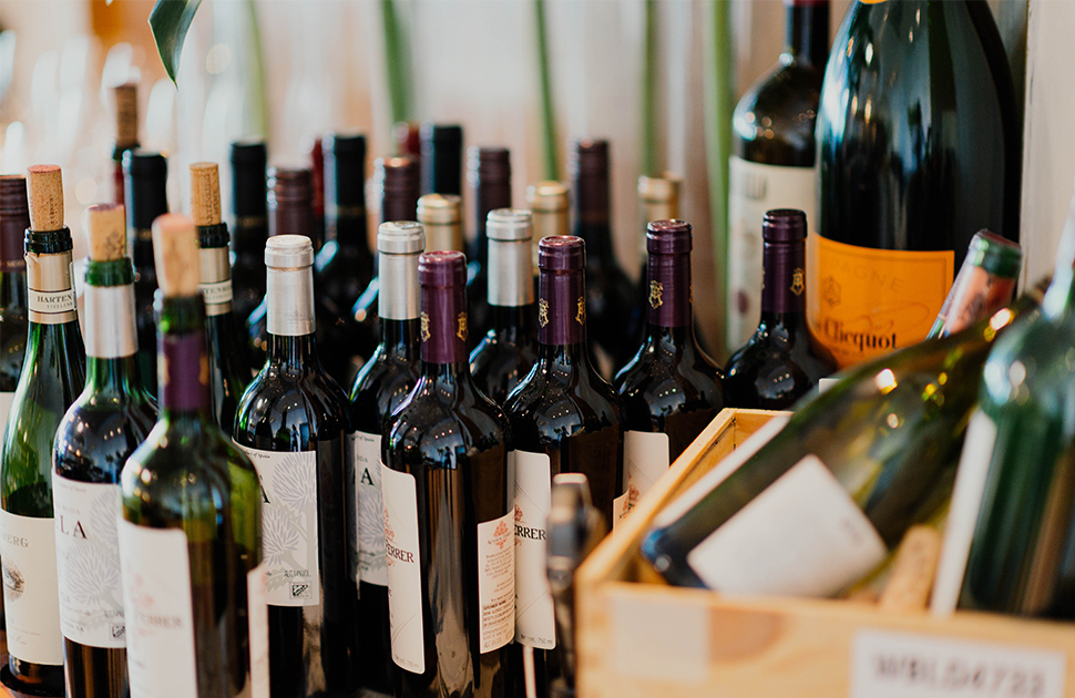 Home Delivered Wine & Beer: By The Pendolino Restaurant Group