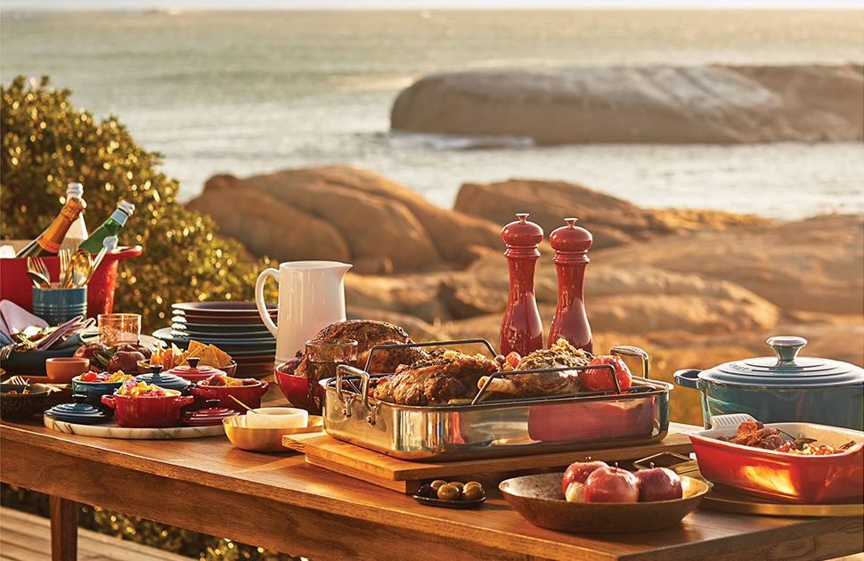 A Taste of Summer with Le Creuset