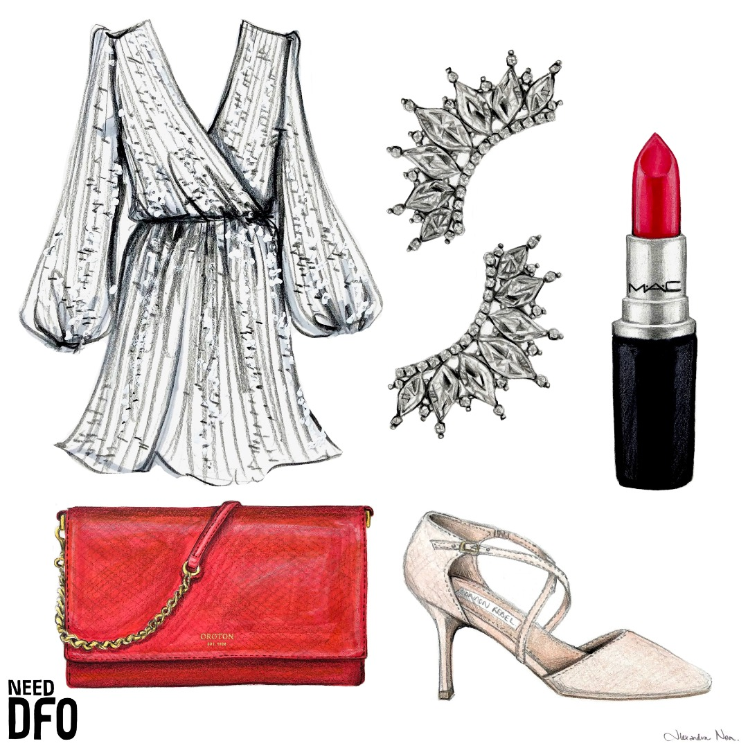 DFO Style Files: Girl's night out - the ISO edition
