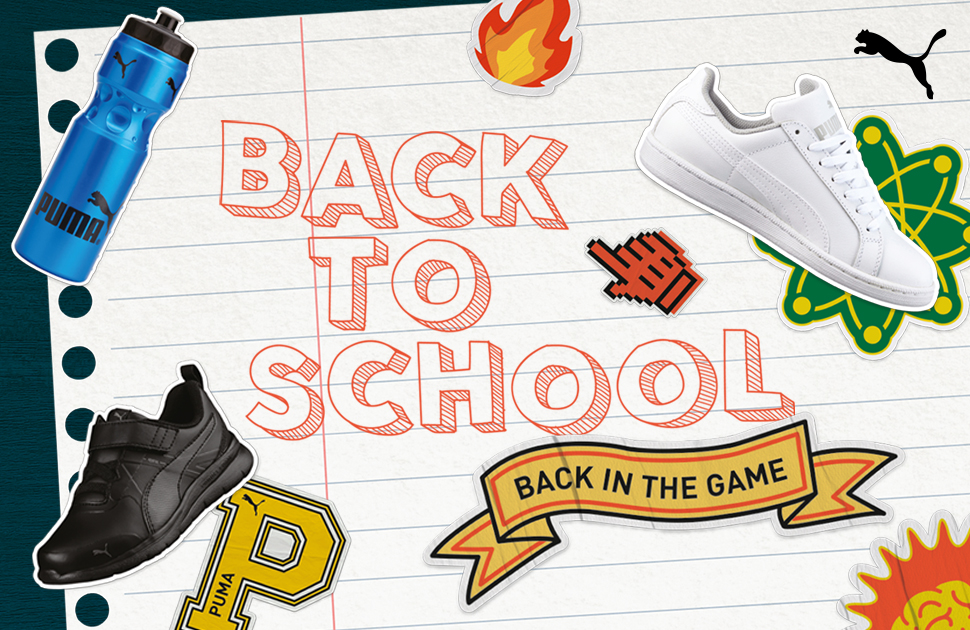 Back to School with PUMA