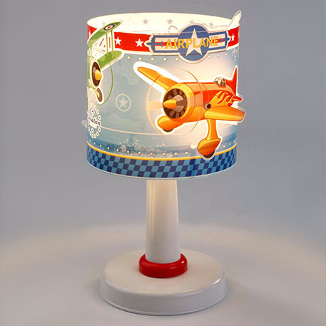 kids table lamp by dalber