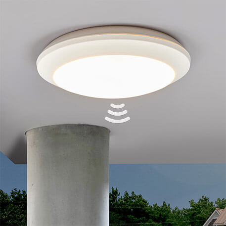 Ceiling Lights With Motion Sensor
