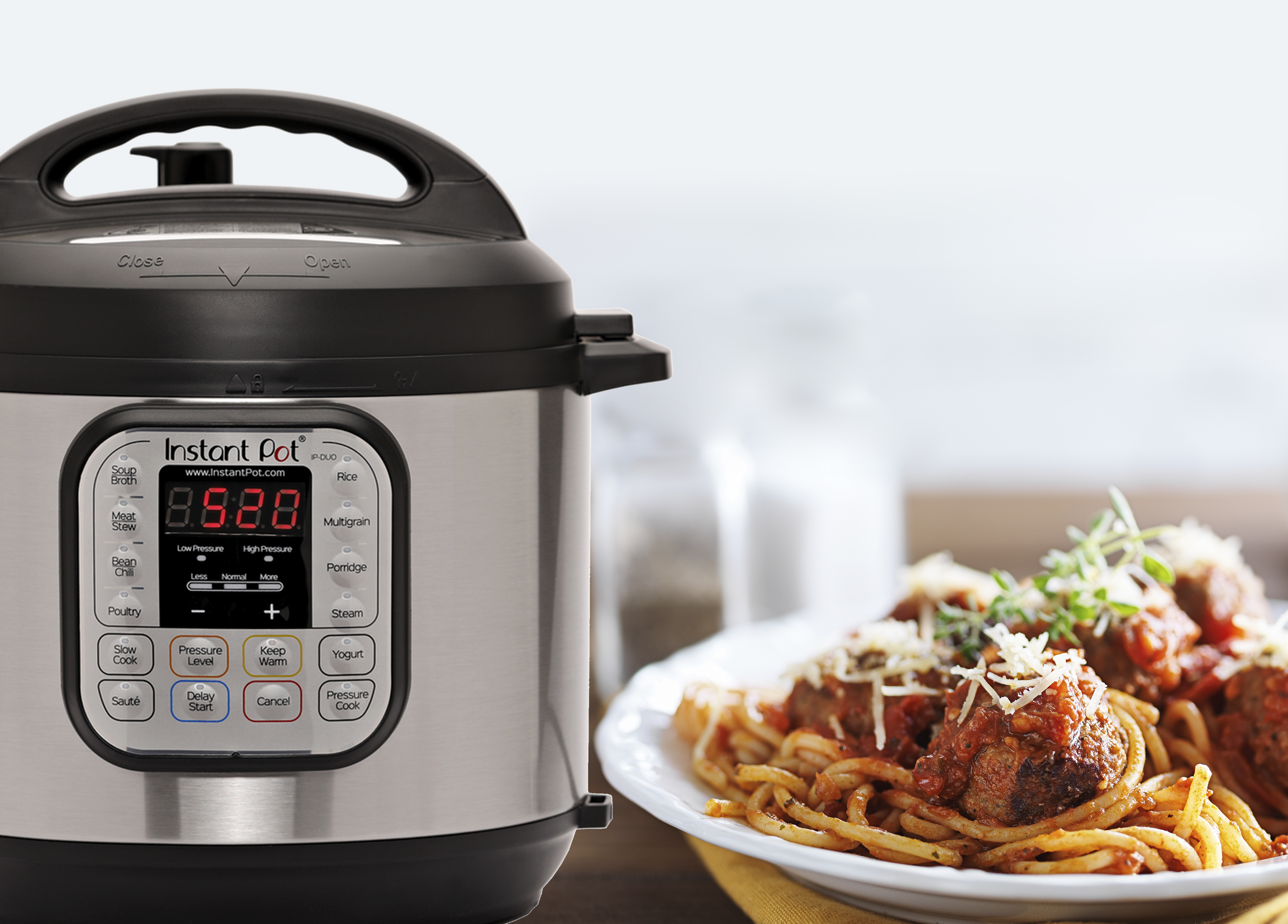 The Instant Pot has arrived!