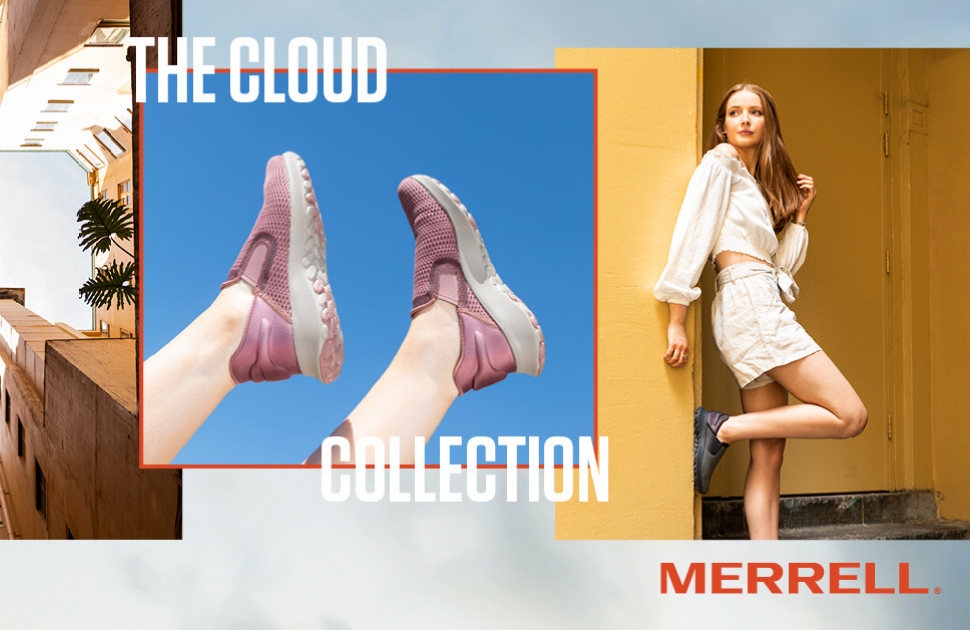 End of Season Sale now on at Merrell