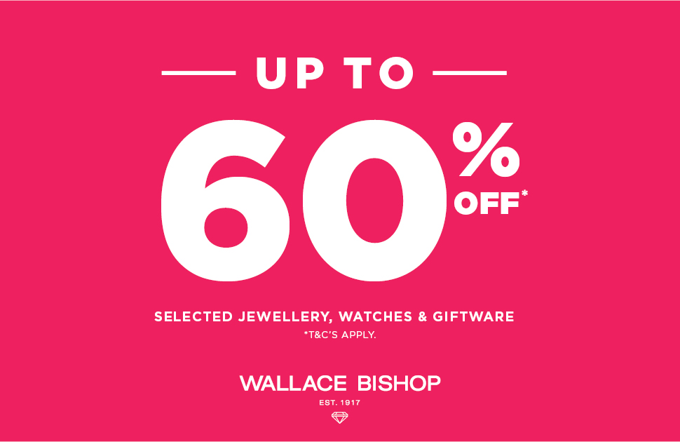 Wallace Bishop are back!