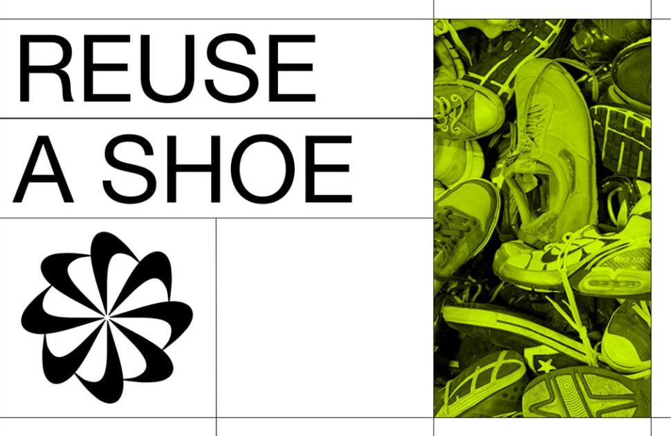 Nike Reuse-A-Shoe