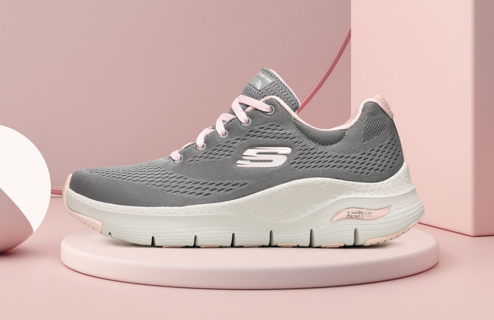 Skechers new Arch Fit shoe