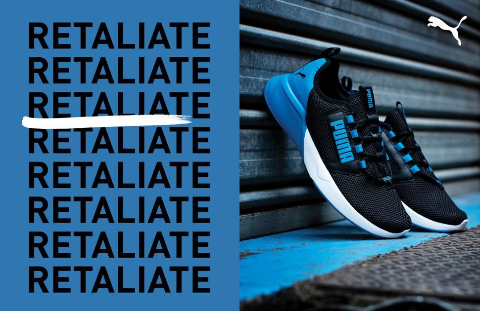 Retaliate Sneaker at Puma