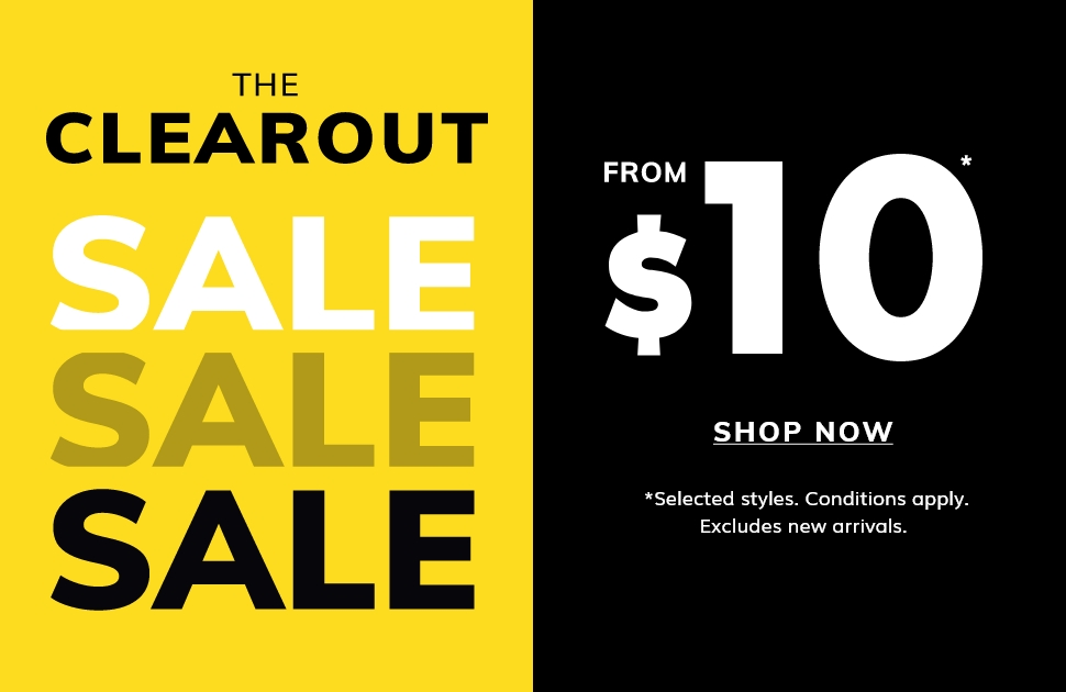 Bendon clear out sale styles from $10