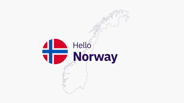 Norway VAT Number Validation