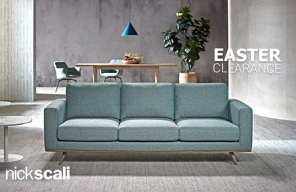 Easter Clearance at Nick Scali