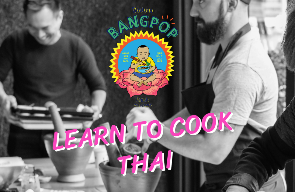 Learn to cook Pad Thai with Bangpop!
