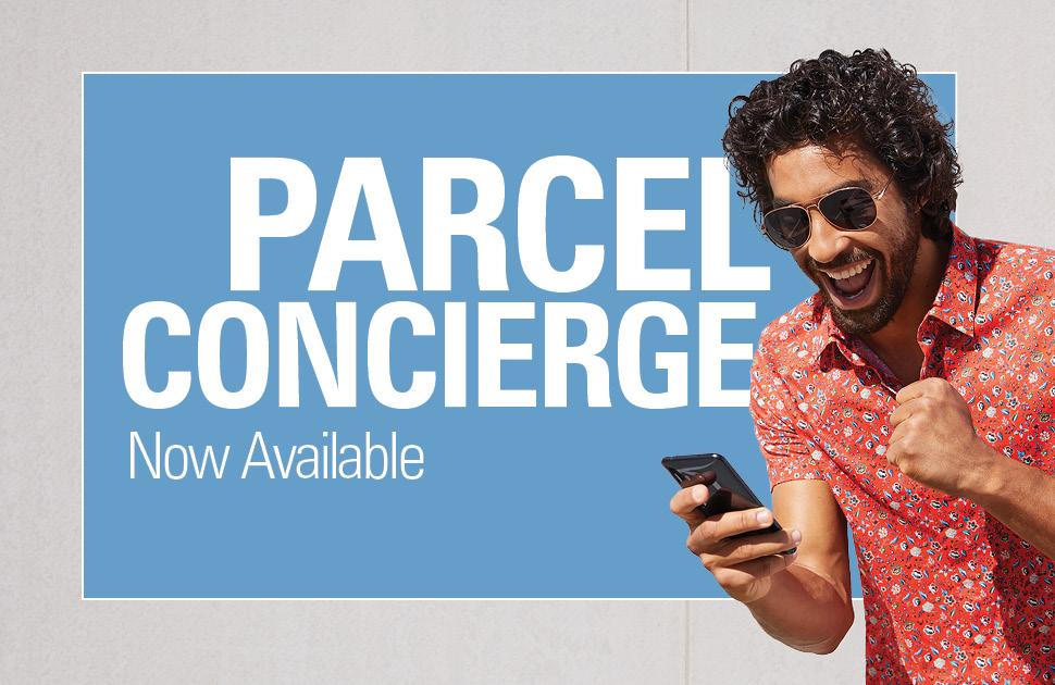 Introducing Parcel Concierge
