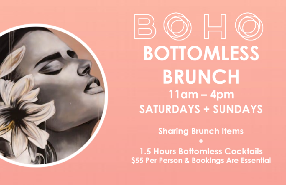 Bottomless Bruch at BOHO