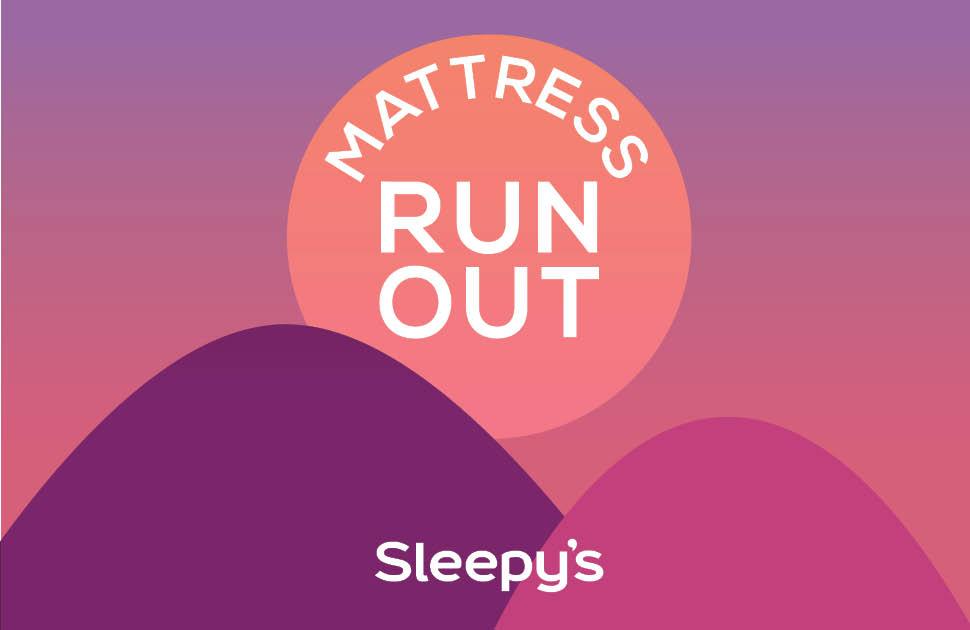 Sleepy's Mattress Runout