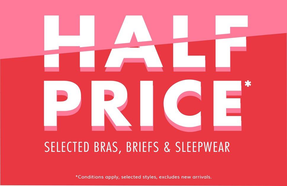 Bendon Outlet's Half Price Sale