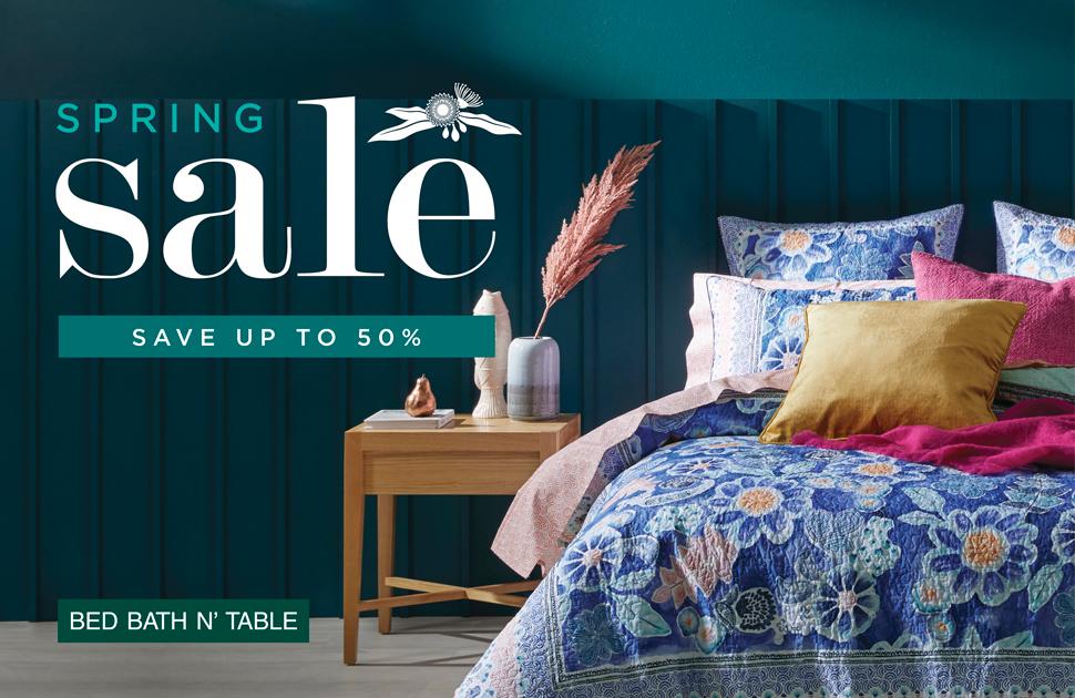 Bed Bath N' Table's Spring Sale