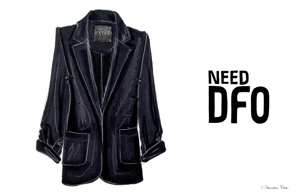 DFO Style Files: Your six-piece capsule wardrobe