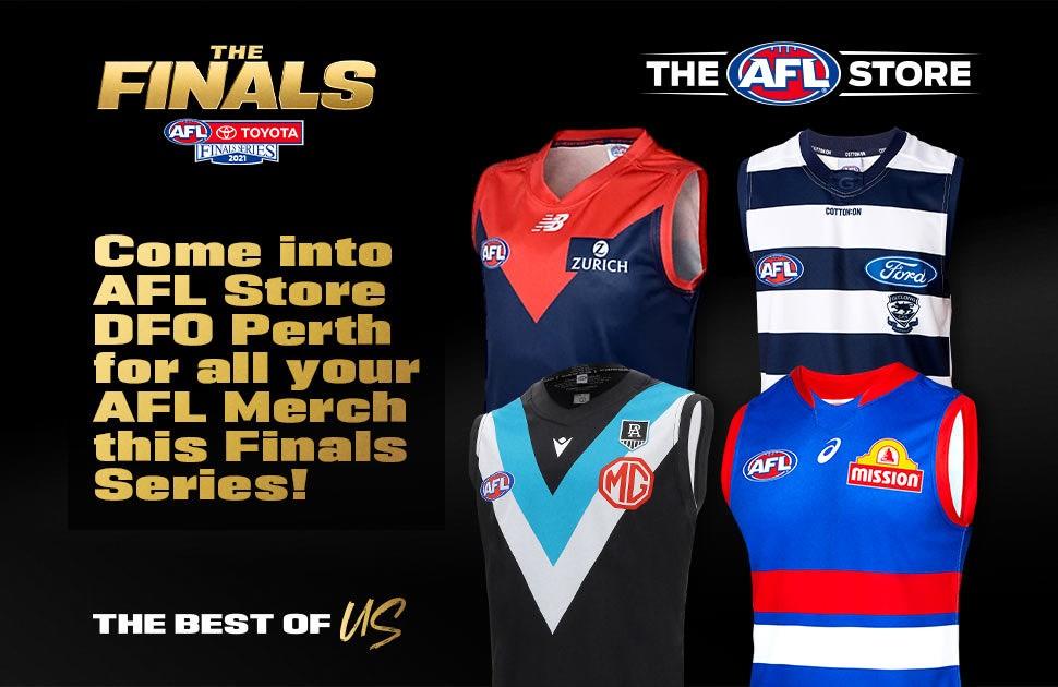 AFL Finals Merch