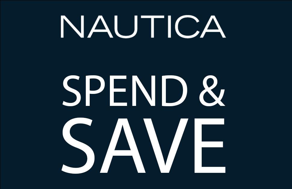 Nautica Spend and Save