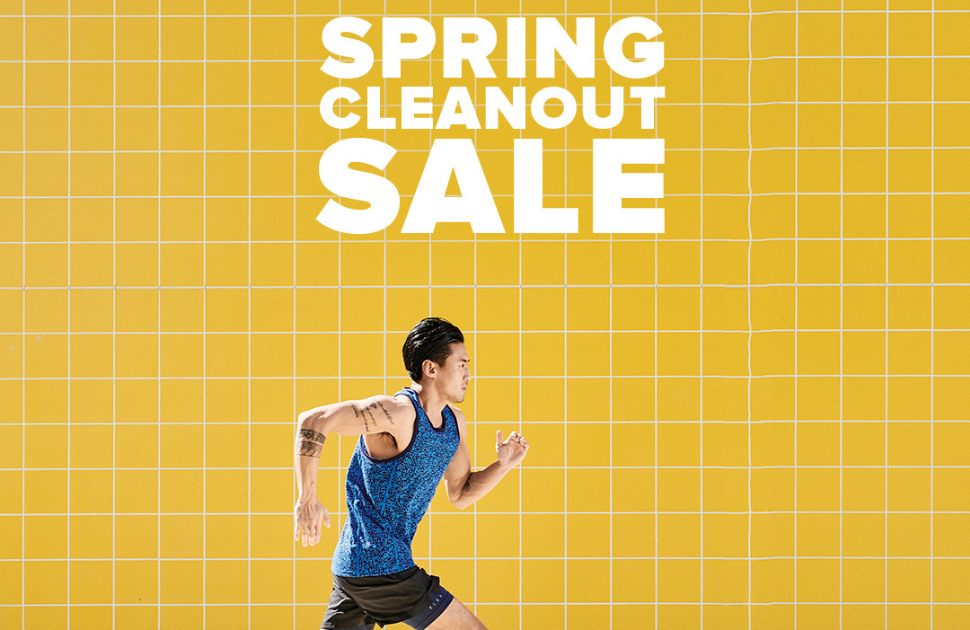 Spring Clean Out Sale