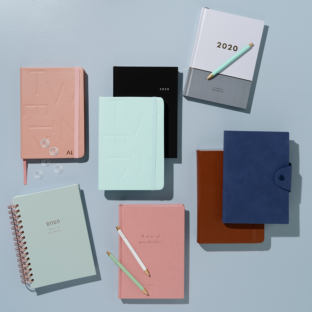 2020 Diaries Have Arrived at kikki.K