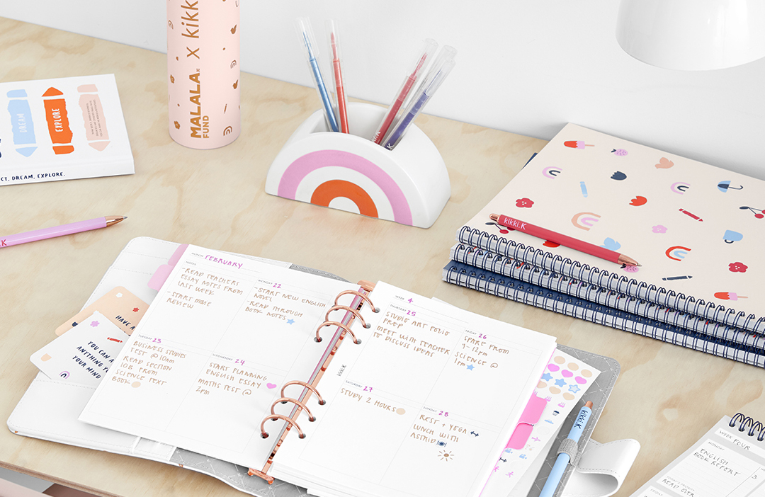 The kikki.K x Malala Fund Collection