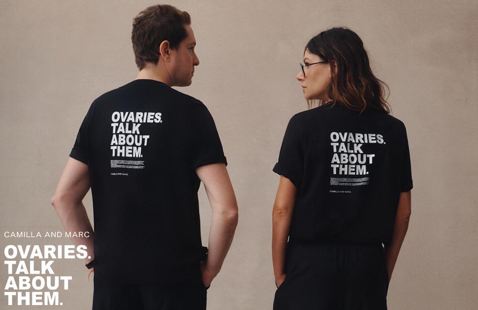 Ovaries. Talk About Them.
