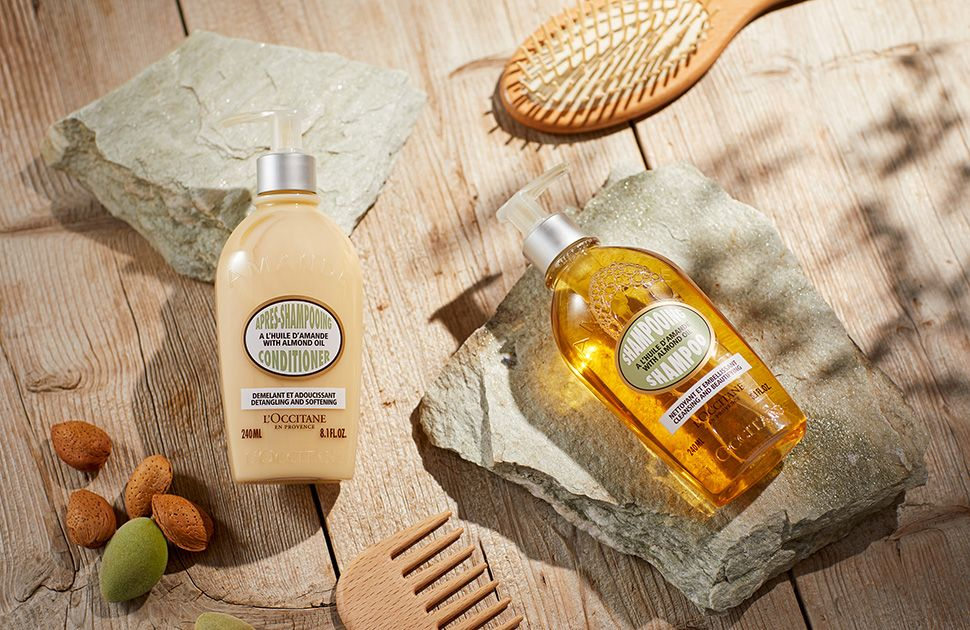 Delicious Food for Your Hair! | L'OCCITANE