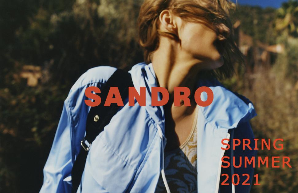 Sandro Paris SS21