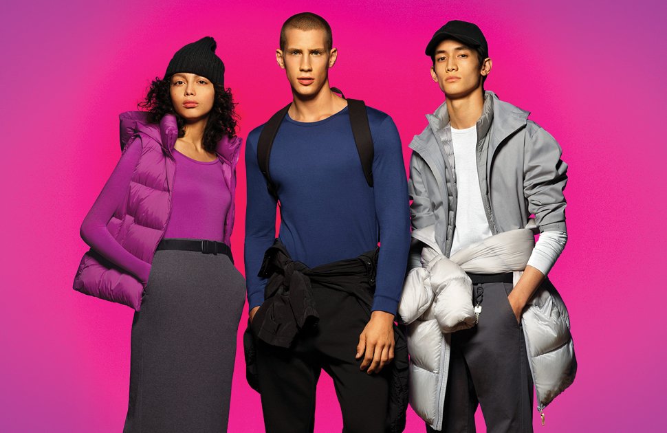 Stay warm this Winter in UNIQLO HEATTECH