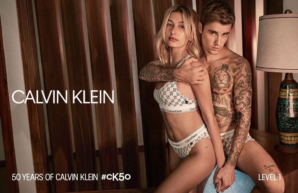CALVIN KLEIN CELEBRATES 50 YEARS OF ICONIC STYLE WITH THE CK50 CAPSULE COLLECTION