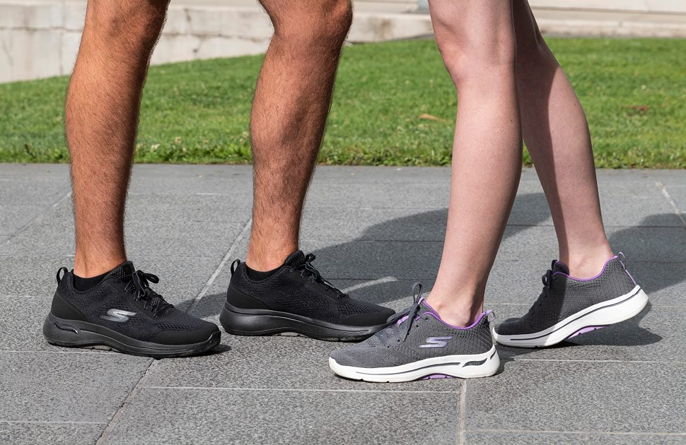 Skechers GOwalk Arch Fit: The Ultimate Comfort Solution