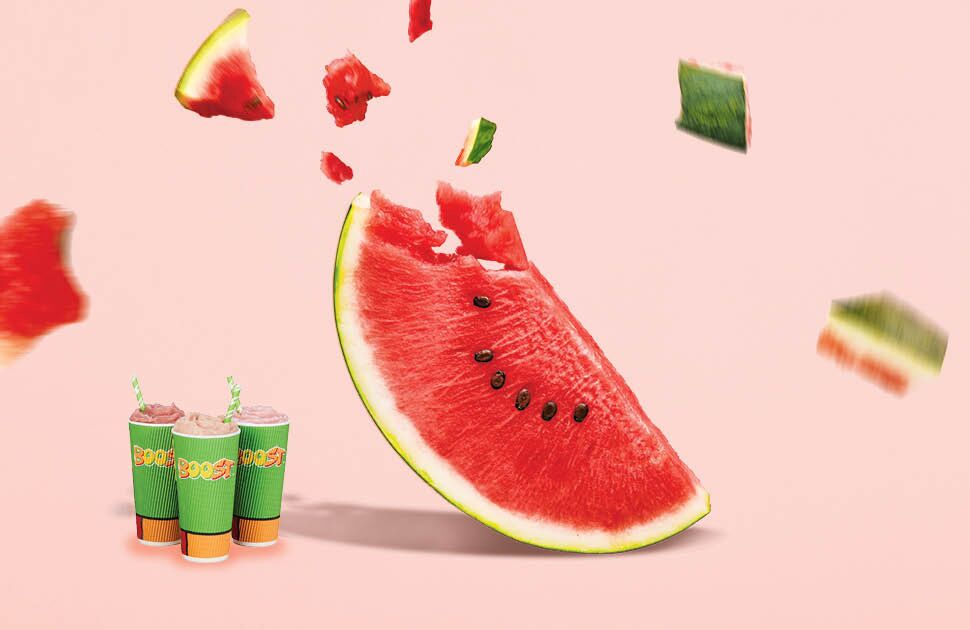 Smashing Good Summer! Watermelon Range
