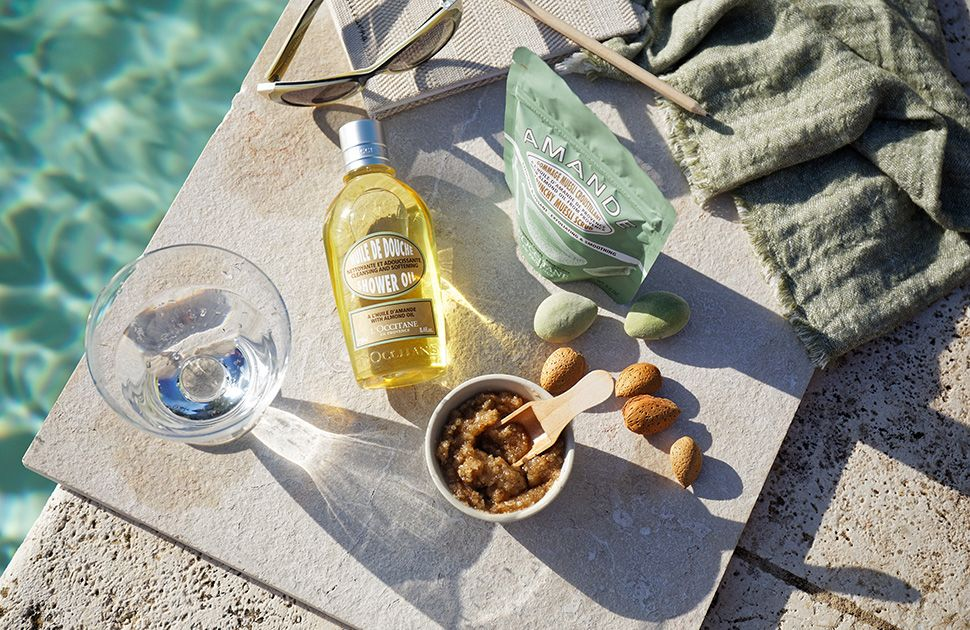 Add some delicious crunchiness to your Skincare Routine with L'OCCITANE