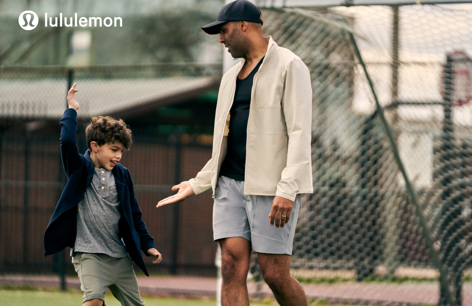 Shop lululemon for Father's Day