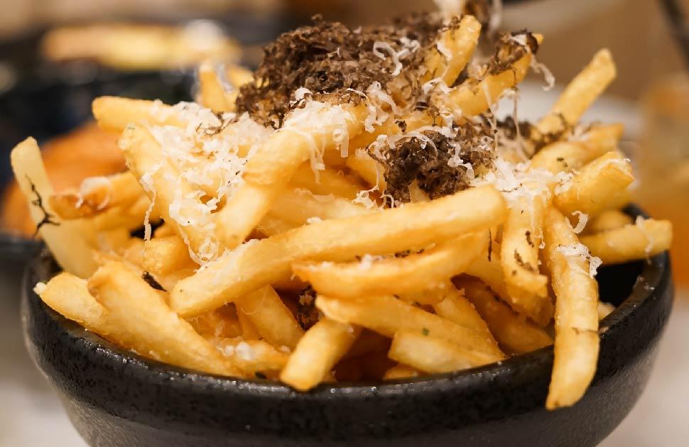 Calia's Truffle Fries are finally back!