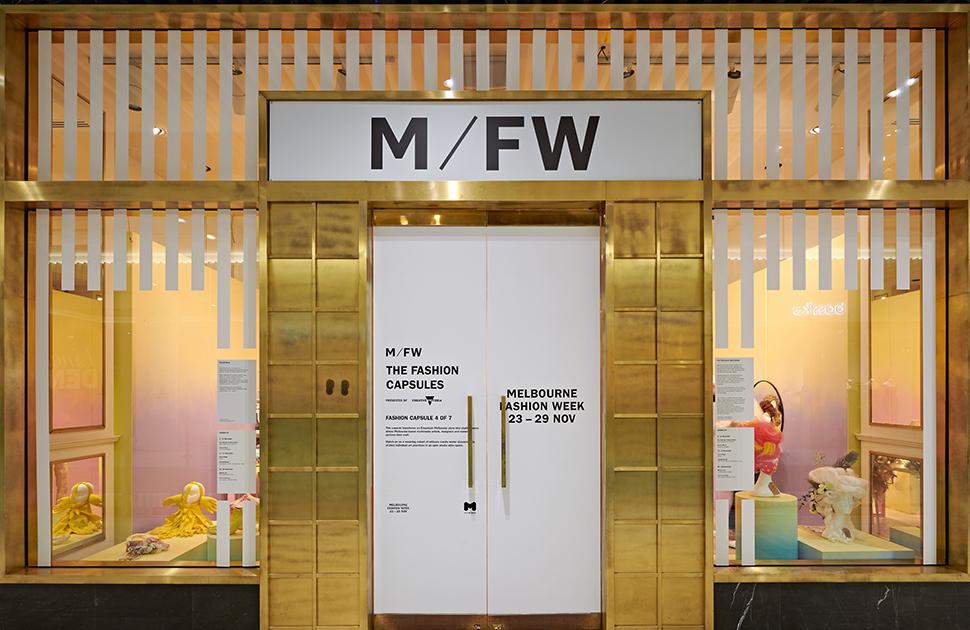 M/FW The Fashion Capsules