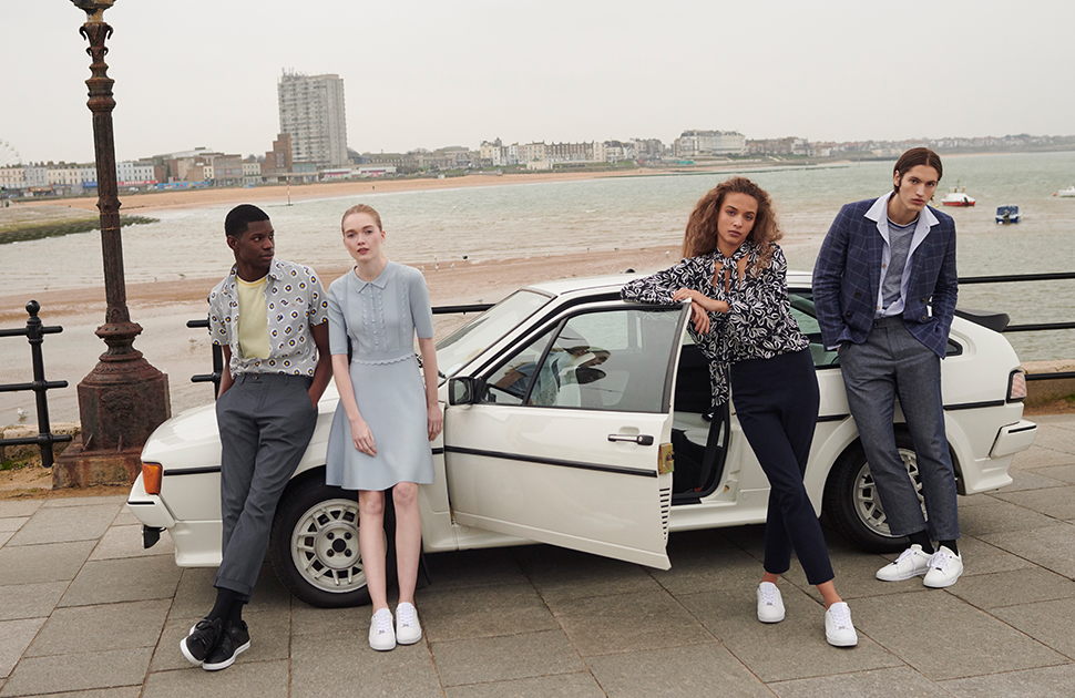 Introducing Ted Baker AW21